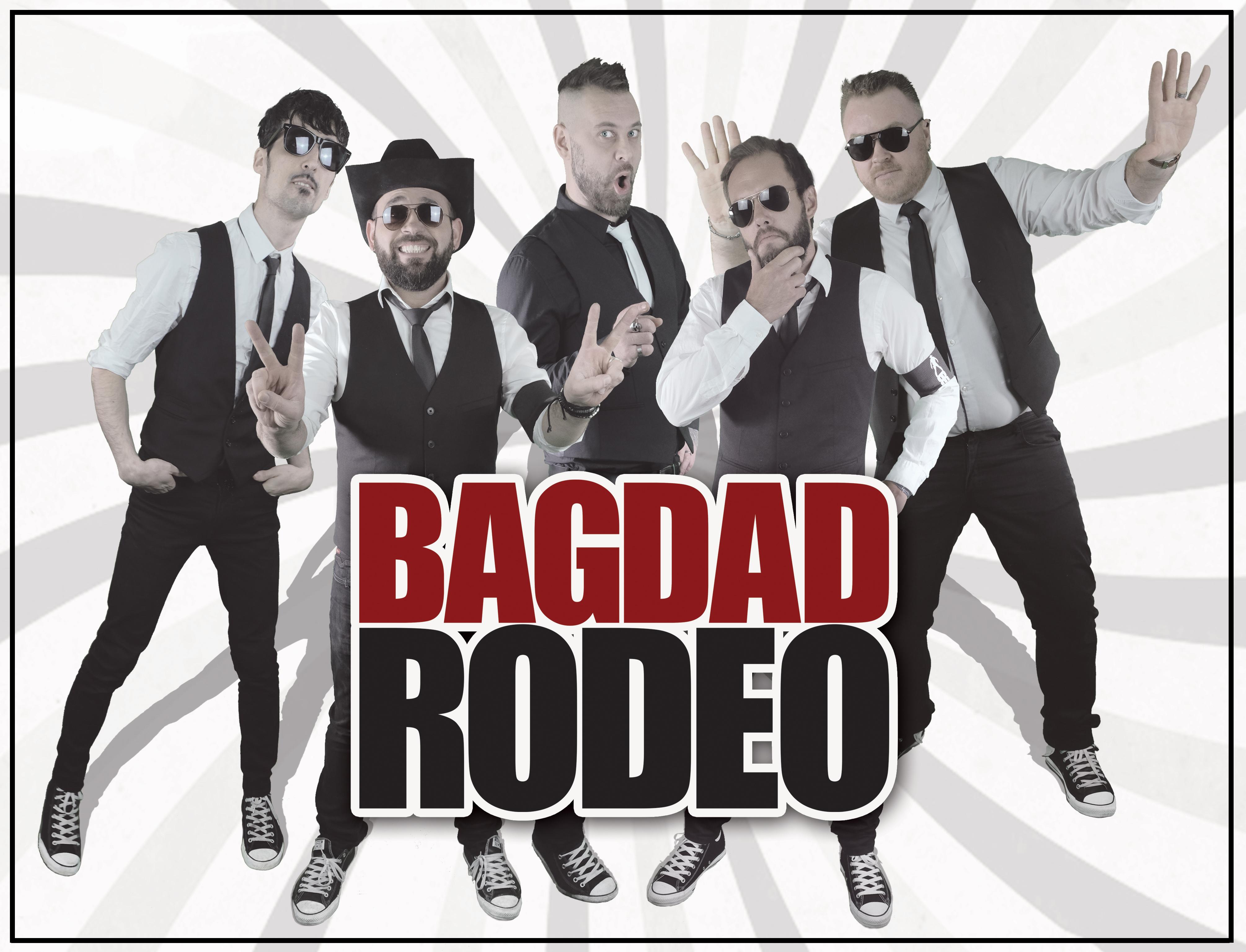 Bagdad Rodeo, trois, tes idées, nouvel album, charlie 2.0, love religion and sodomie