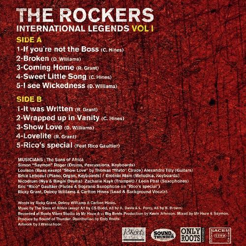 rockers international, reggae 2017, Tetrack, Ricky Grant, Delroy Williams, Sons of Africa