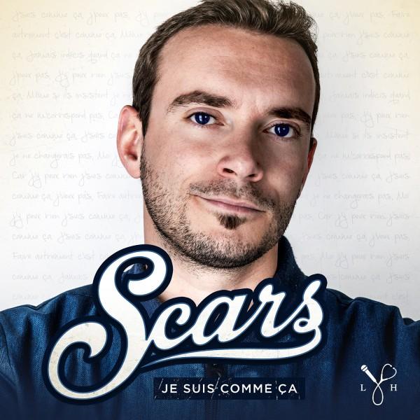 Scars Cover album Je suis comme çà