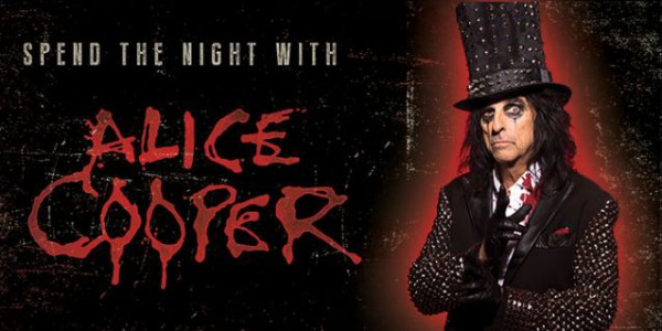 Alice Cooper, Salle Pleyel, Amphitéâtre, Actu, Tour 2017, Welcome 2 My Nightmare
