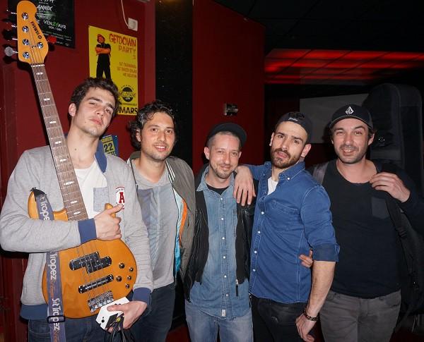 Digital Cut Band Mélomane Montpellier 17/03/2017