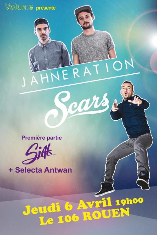 Scars Jahneration