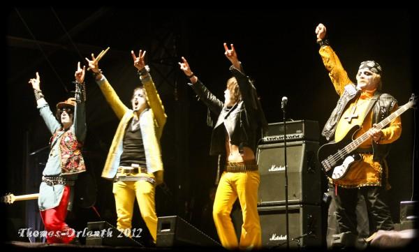 Dead Makabés Hellfest 2012 / La Grosse Radio