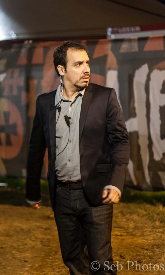 Alexandre Astier Hellfest 2012 / La Grosse Radio
