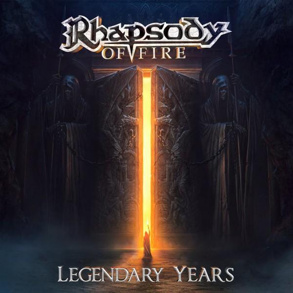 Rhapsody of fire, symphonique, sortie, 2017, Giacomo Voli, nouvel album
