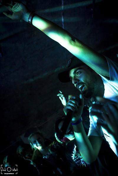 jahneration, la cave à musique, mâcon