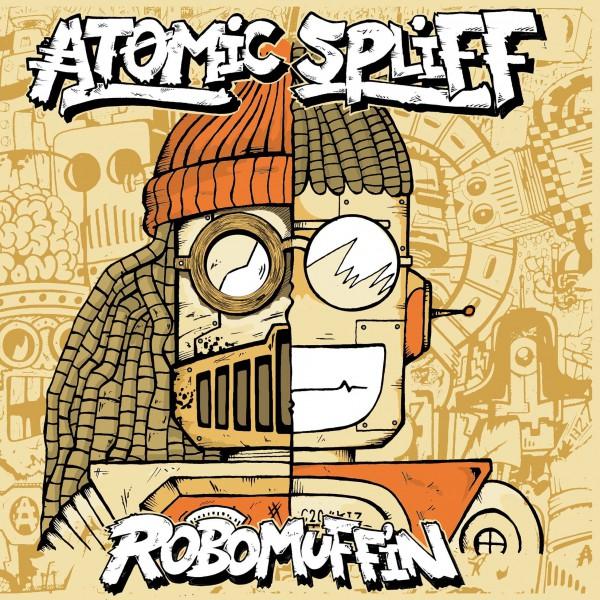 Atomic Spliff Robomuffin