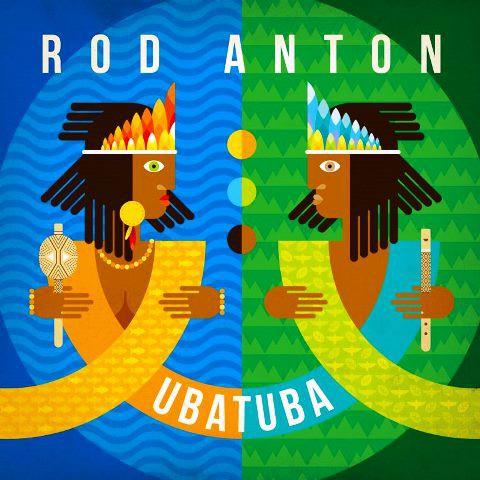 Rod Anton - Ubatuba front