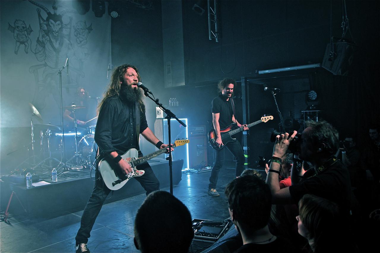 sticky boys, le petit bain, live report, concert, calling the devil