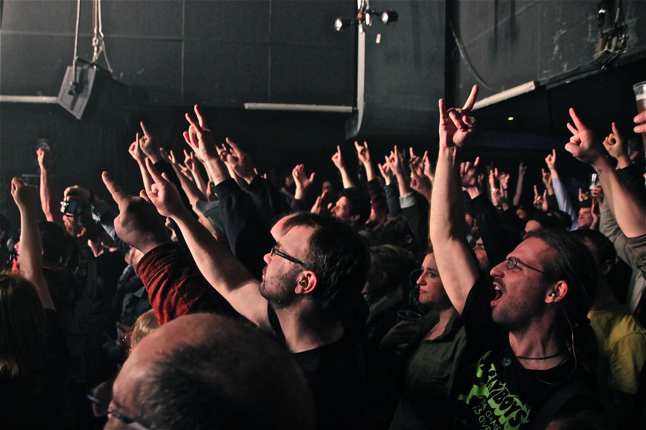 sticky boys, le petit bain, live report, concert, Paris, calling the devil