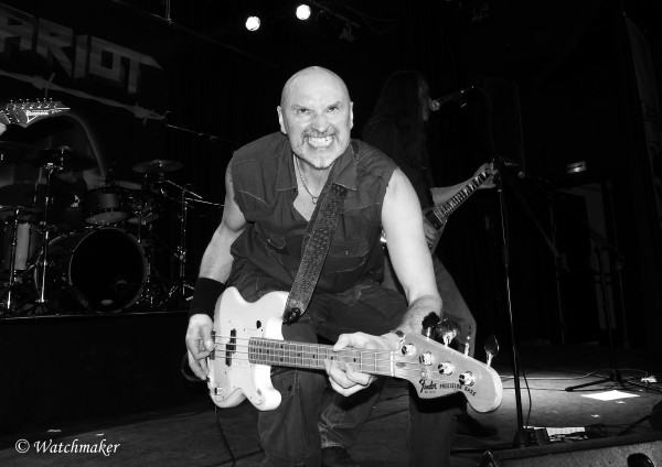 Chariot, LA Events, fest, chalons, NWOBHM, band, live, report