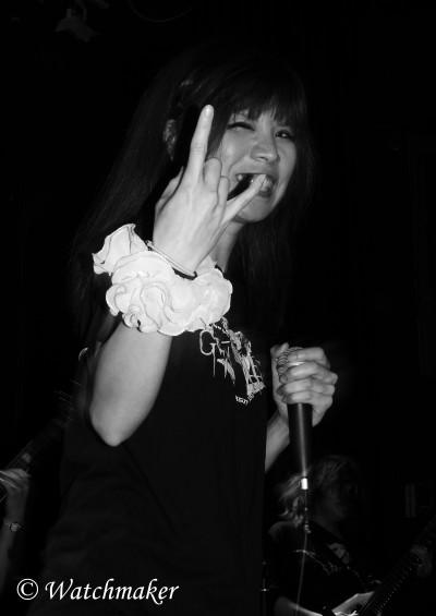 Galmet, Mikki, metal, death, japan, live report,