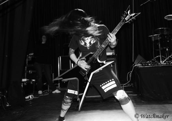 Galmet, metal, death metal, japan, live, report, La Events,