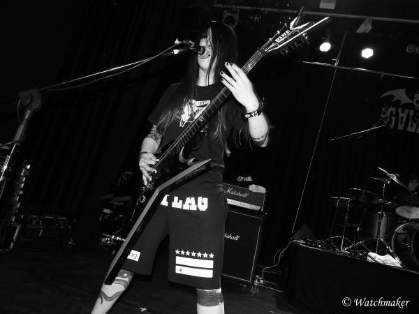 Galmet, japan, metal, death, girls, la events, live report,
