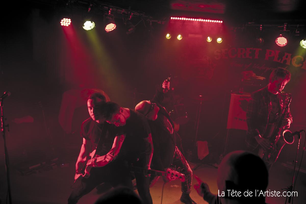 Punk Oï, Street Punk, Skin Heads, Festival This is england, Decibelios