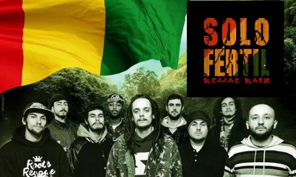 Solo Fértil - banda