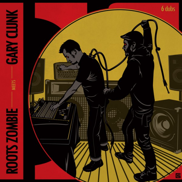 roots zombie, gary clunk, stepper