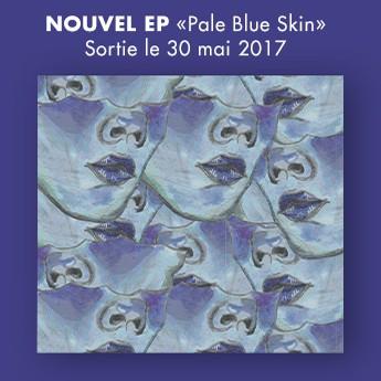 nouvel EP, pale blue skin, Lysistrata