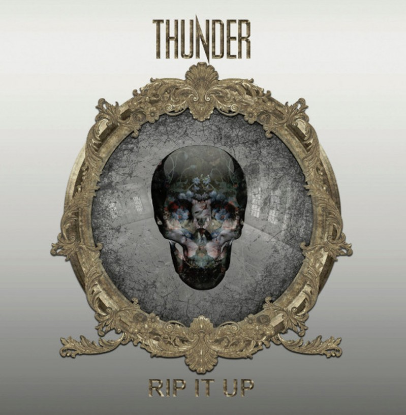 Thunder, Rip It Up, nouvel album, la maroquinerie, review