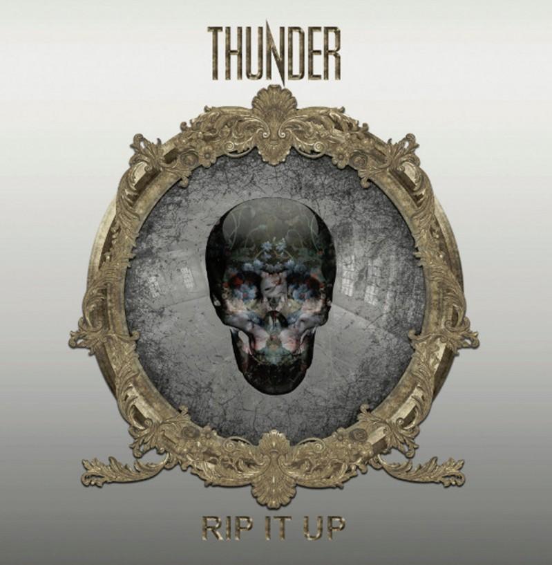 Thunder, Rip It Up, nouvel album, la maroquinerie, review