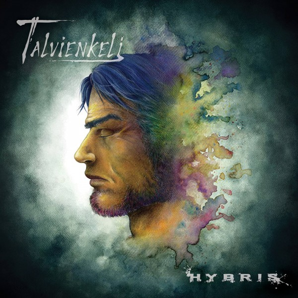 talvienkeli, hybris, album, symphonique, prog, metal, lyon, france, 2017