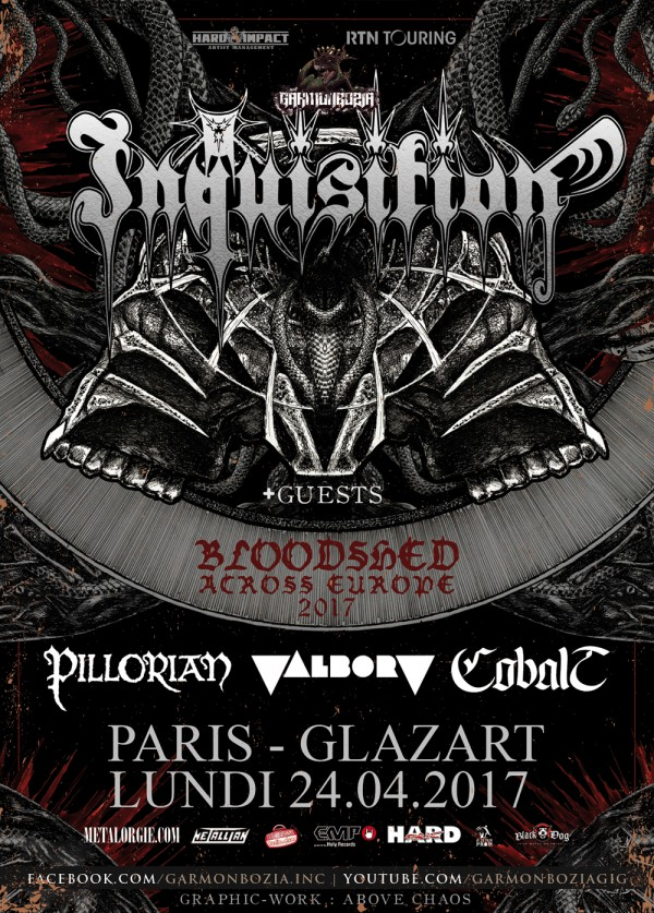 Inquisition paris
