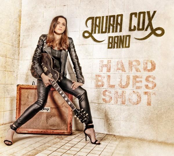 Laura Cox Hard Blues Shot Cover