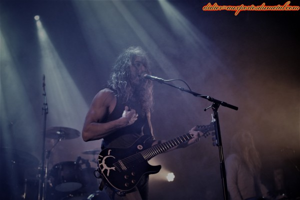 Pain of Salvation, concert au Ninkasi Lyon, The Passing Light of Day