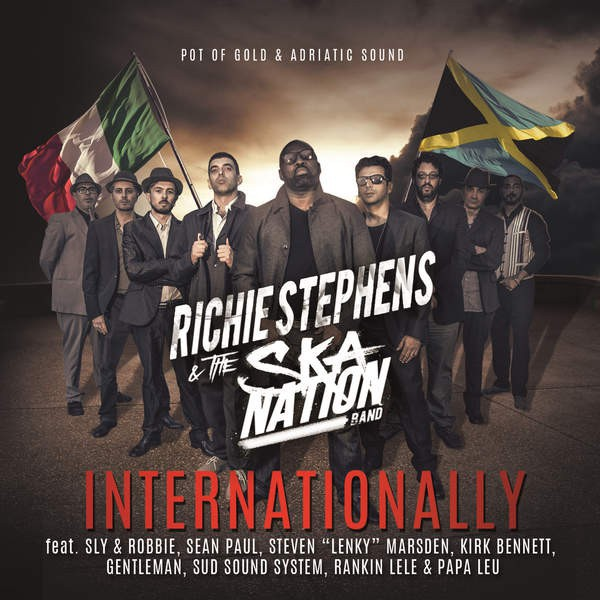 richie stephens, ska nation band, internationally
