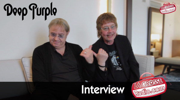 Deep Purple, Interview, Ian Paice, Don Airey, Infinite, New Album 2017