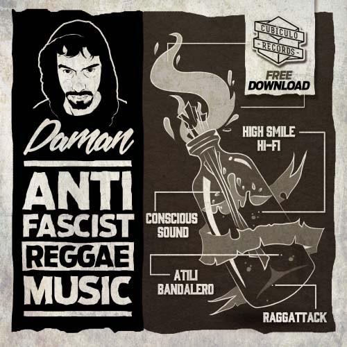 daman, antifascist reggae music, reggae digital
