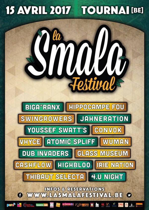 La smala festival 2017