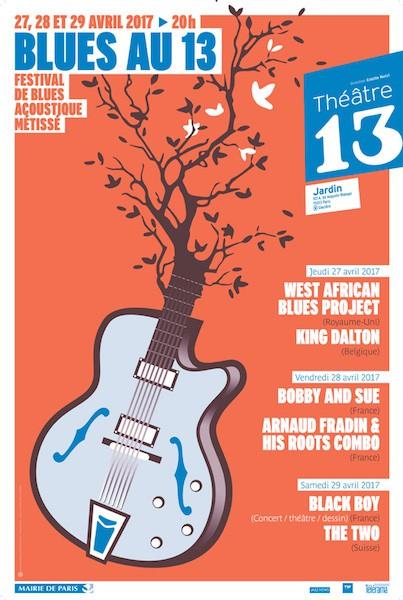 blues au 13, paris, festival, blues, métisse