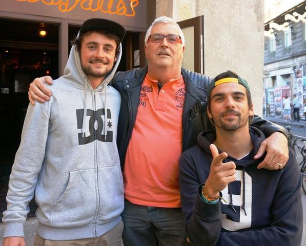 Jahneration & I, Montpellier 22/04/2017