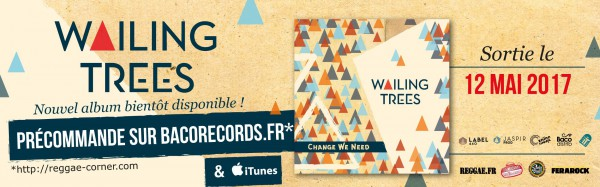 Wailing Trees - Nouvel Album
