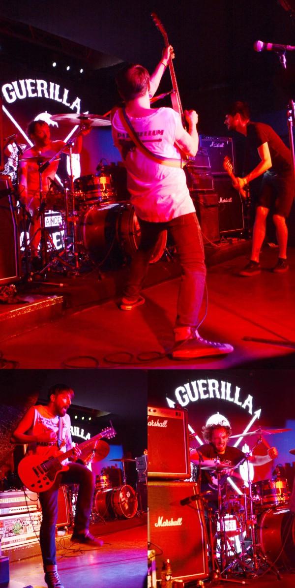 Guerilla Poubelle Gibus 2017