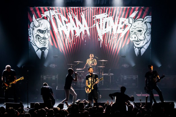 Concert, Punk, Rock, Du bruit sur paris, Tournée, 2017