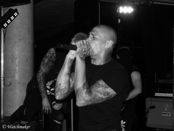 In Arkadia, metal, black, metalcore, blackcore, Litany,