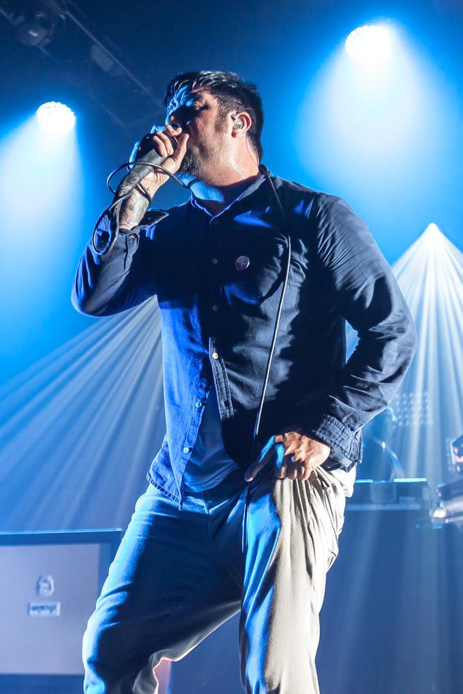 deftones, Olympia, live report, concert, Paris, Gore