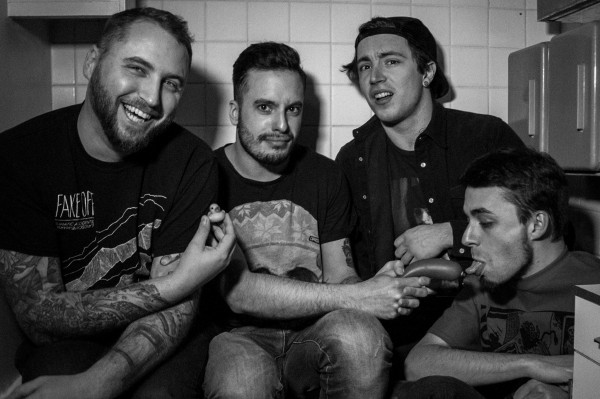 bare teeth, france, metal, punk, nouvel ep