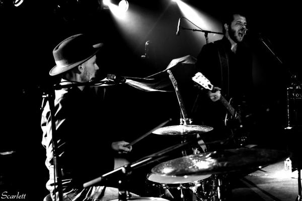 Power blues, blues, Nouvel EP, 2017, Bordeaux