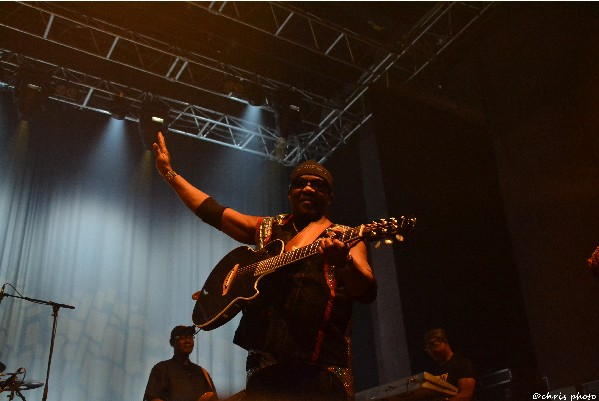 Toots, the maytals, Dj Maurice, la coopé, live 2017
