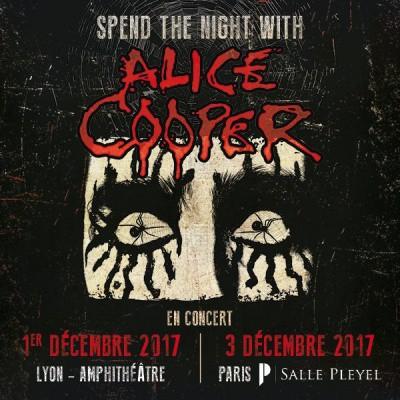 alice cooper concerts france 2017