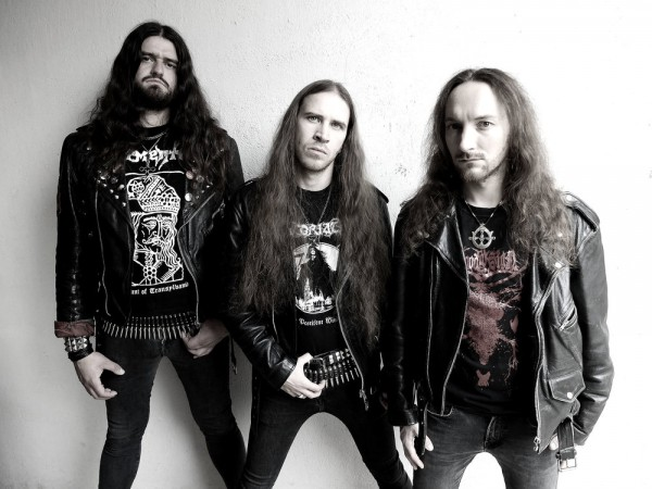Necrowretch, satanic Slavery, death metal, old school, review,