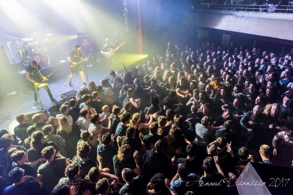 Ultra Vomit, Alhambra, Panzer Surprise, Tour 2017, Live Report, Furies