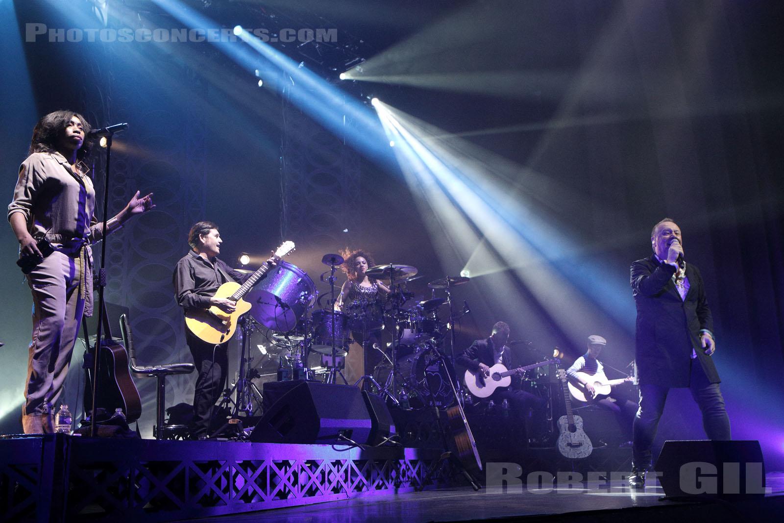 Simple Minds, Acoustic live 17, Live report, le Grand Rex, concert