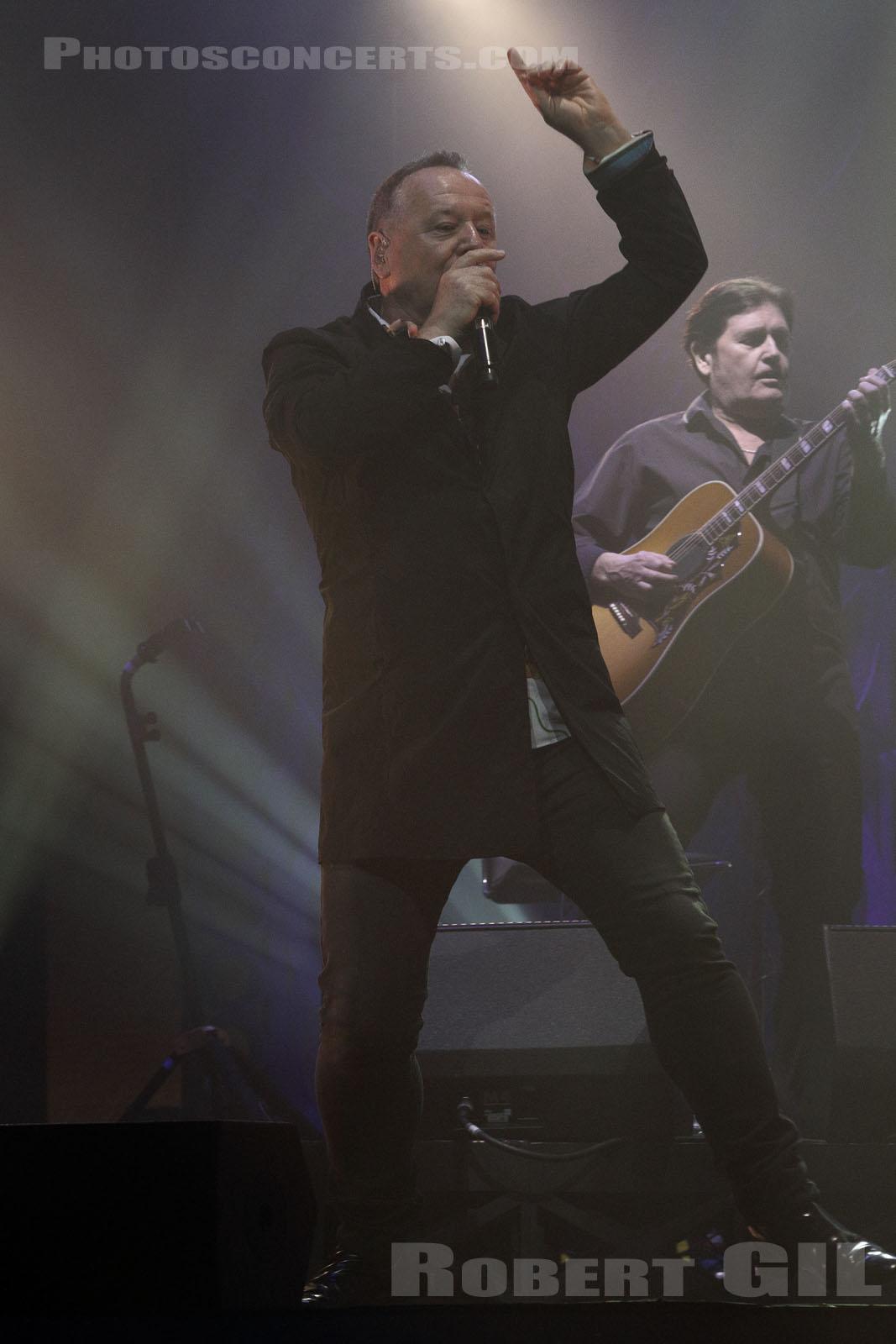 Simple Minds, Acoustic live17, live report, le Grand Rex, concert, Paris