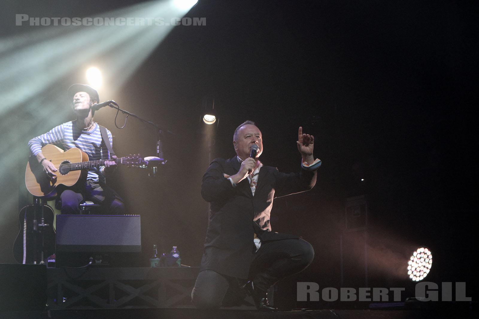 Simple Minds, Acoustic Live17, live report, le Grand Rex, Paris