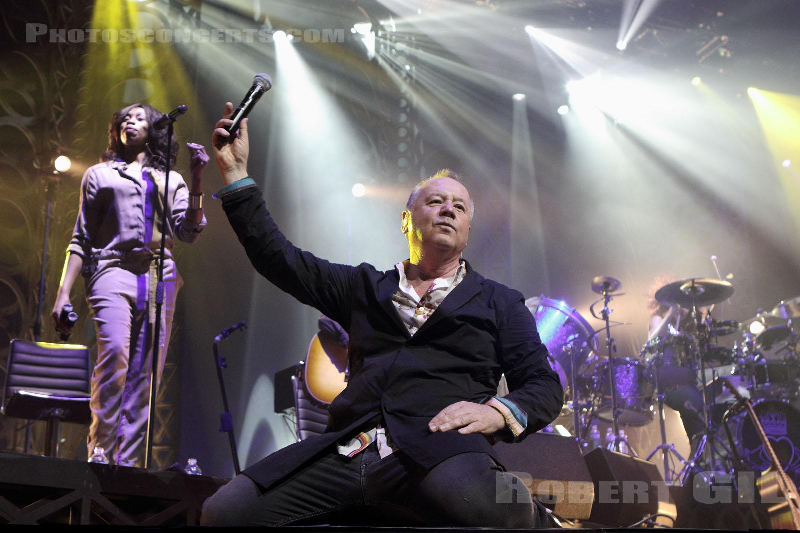 Simple Minds, Acoustic Live17, le Grand Rex, live report, concert