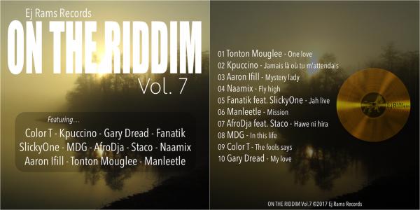 Ej Rams records - on the riddim vol. 7